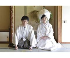 ブライダル専門カメラマンが東京都、神奈川県・写真撮影致します